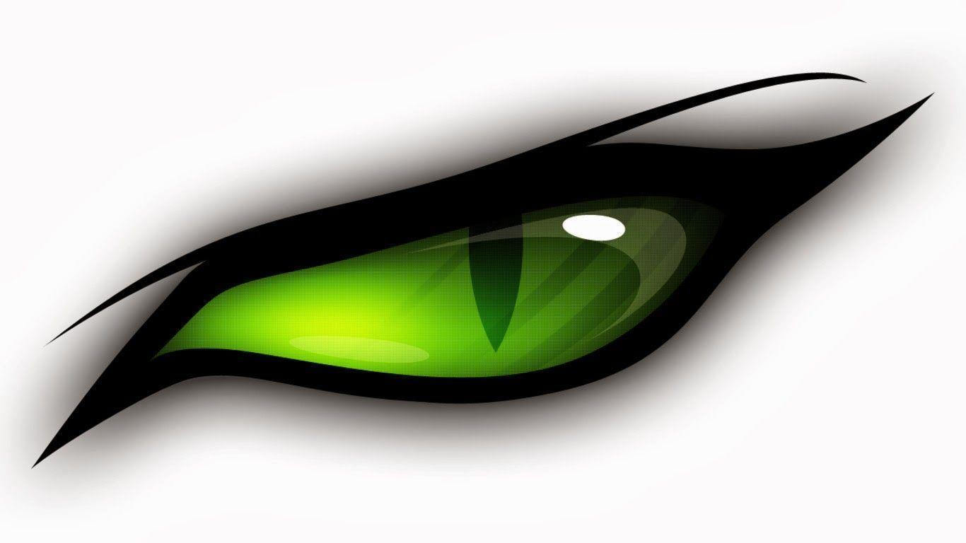 Green Eyes Wallpapers 1366x768