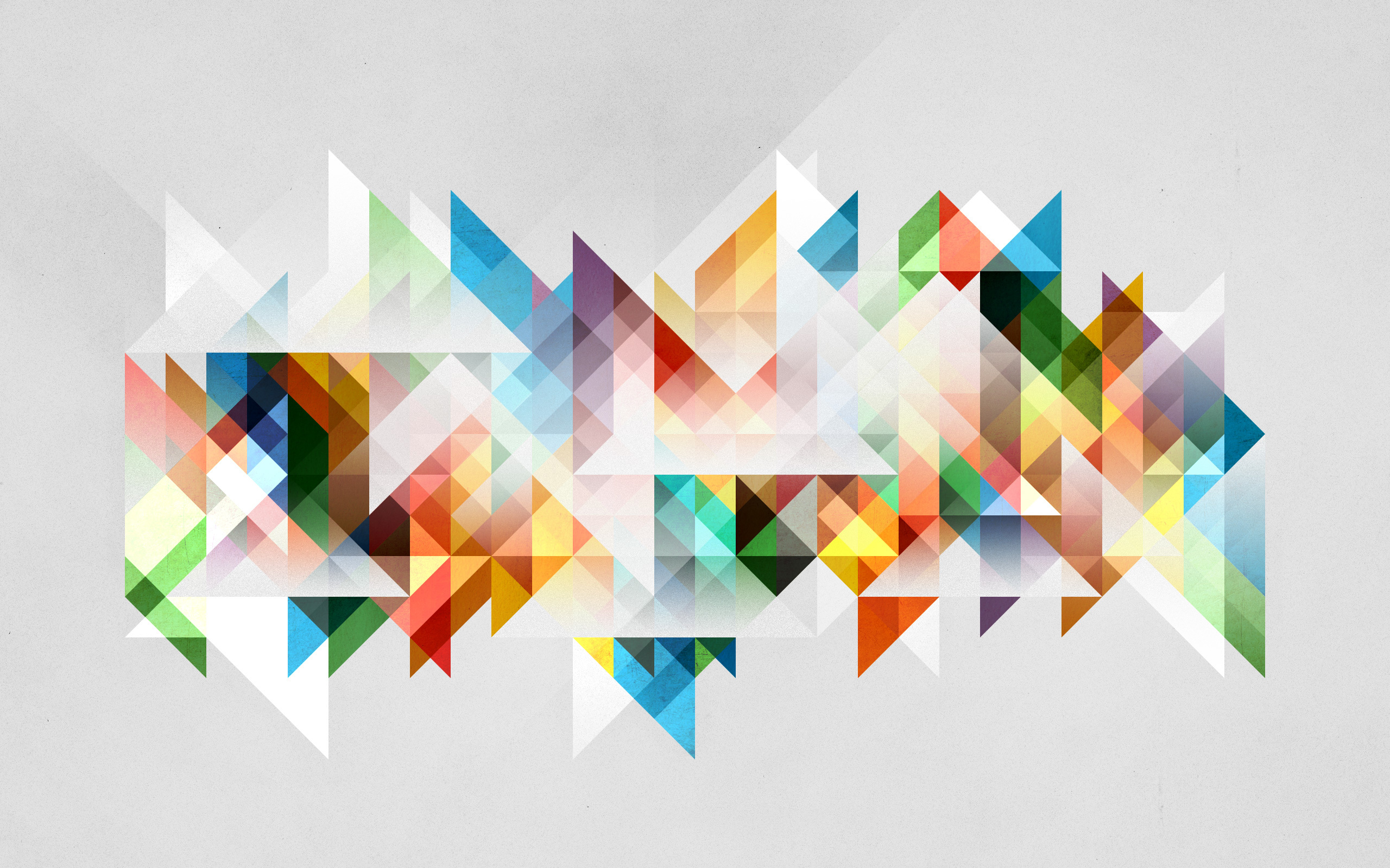Geometric Animal Wallpaper The Art Mad Wallpapers 2560x1600