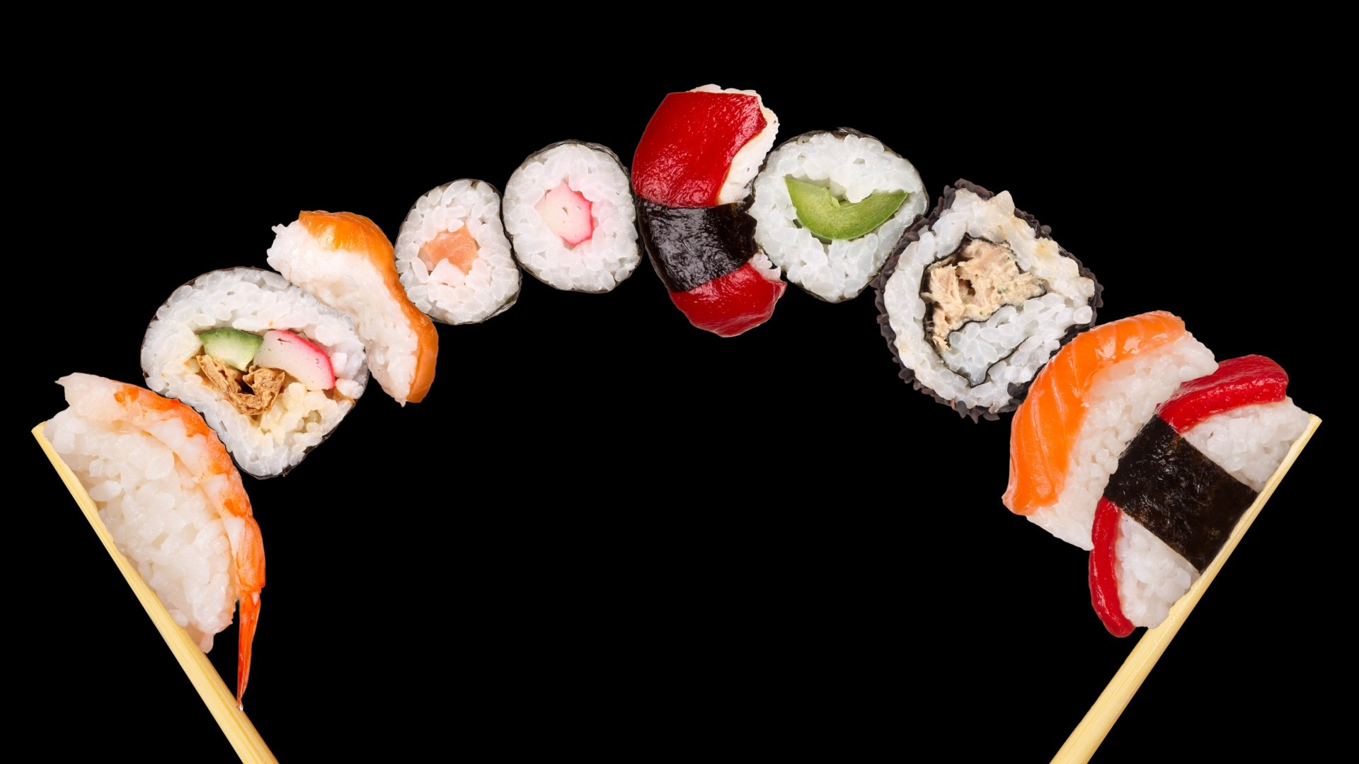 Sushi Wallpapers Best Wallpapers 1920x1080