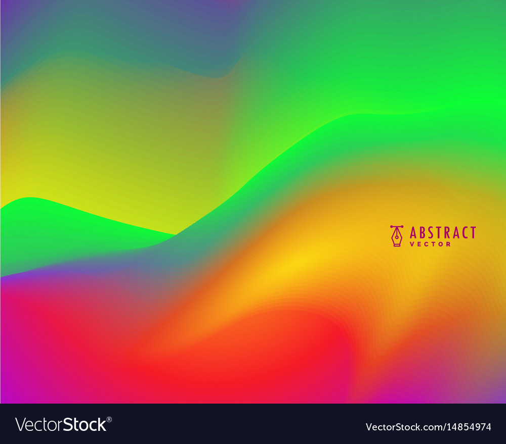 Colorful vibrant wallpaper background Royalty Vector 1000x879