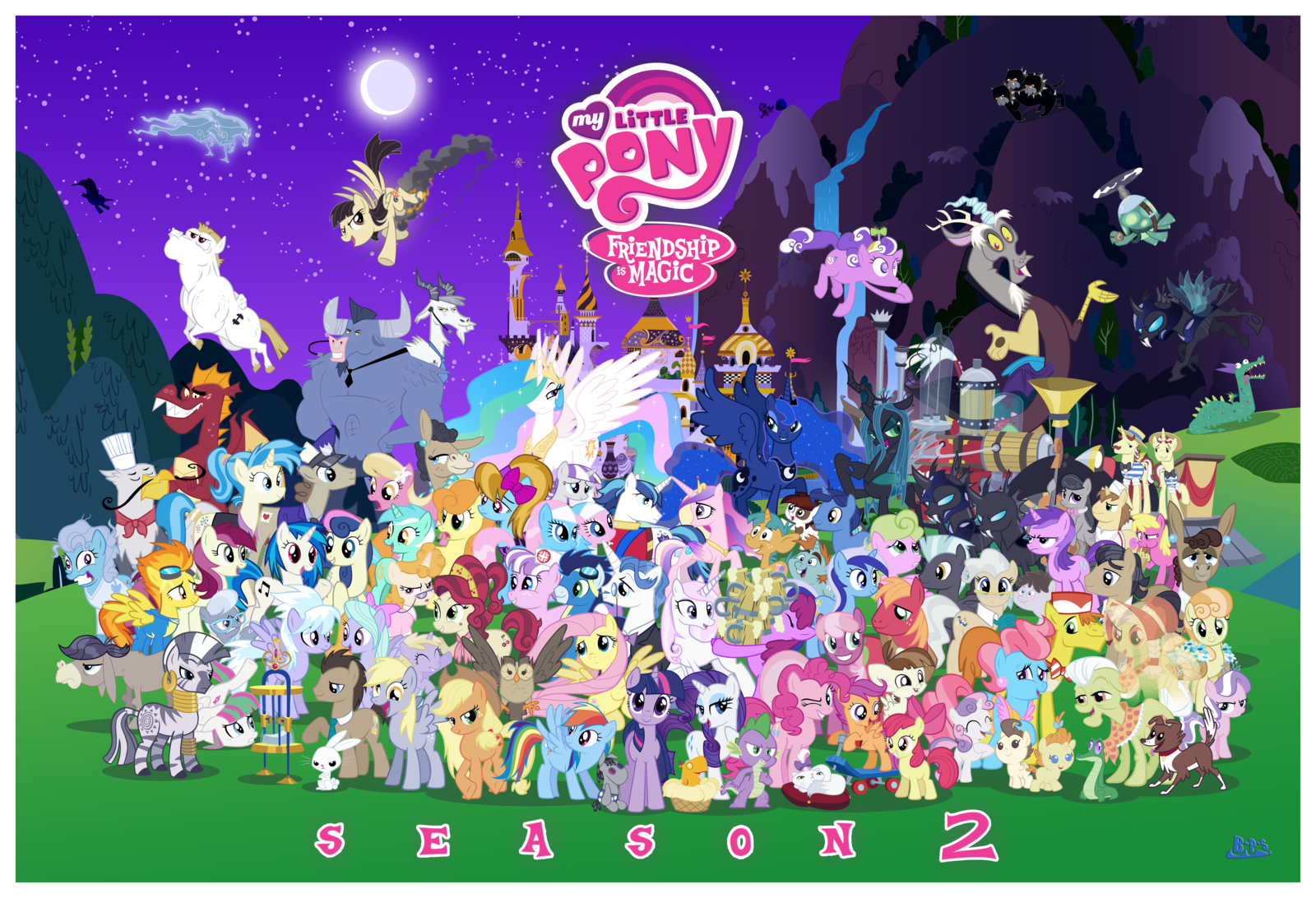 Free Download My Little Pony Friendship Is Magic Wallpaper Iphone