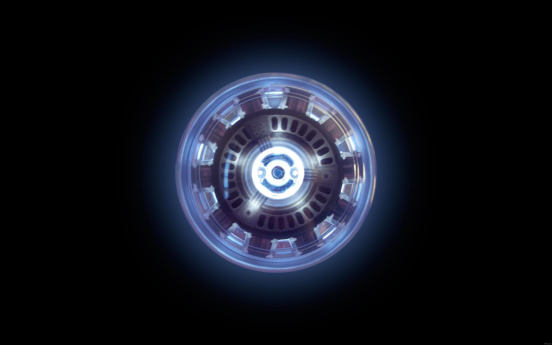 Arc reactor   Iron Man Wallpaper 6921 1920x1200
