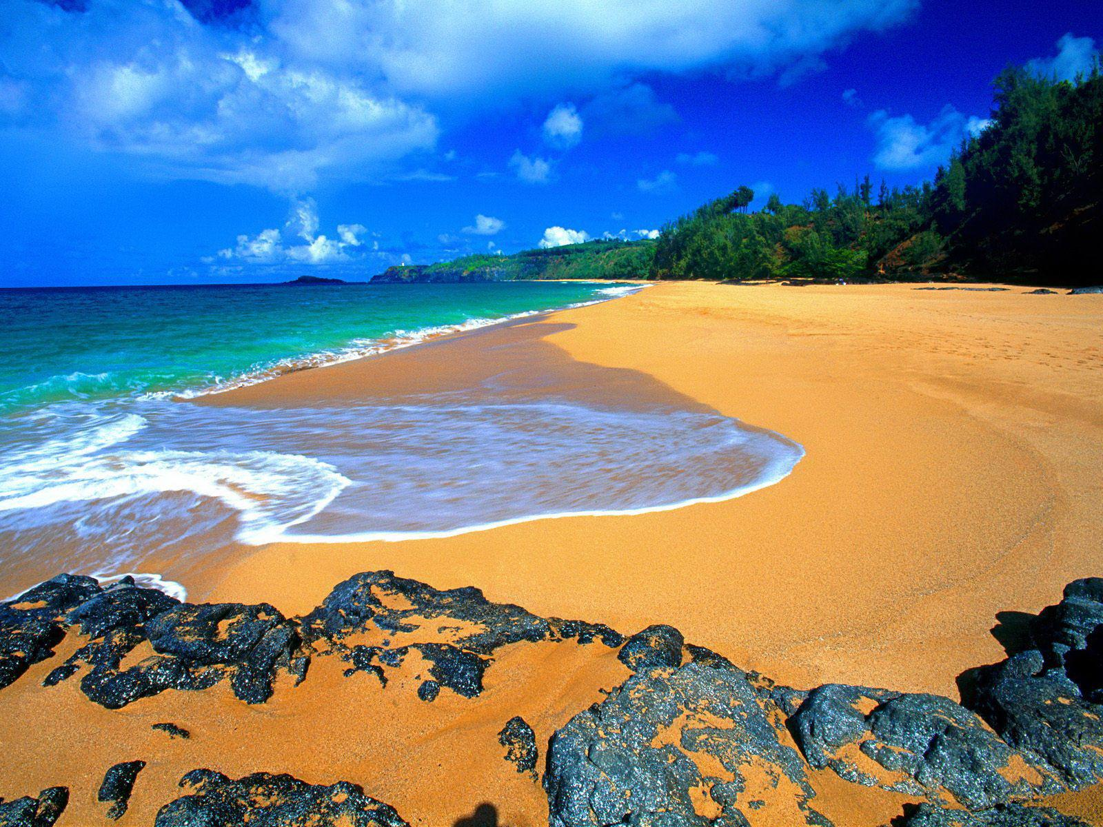 Hawaii Beach Wallpapers 1600x1200