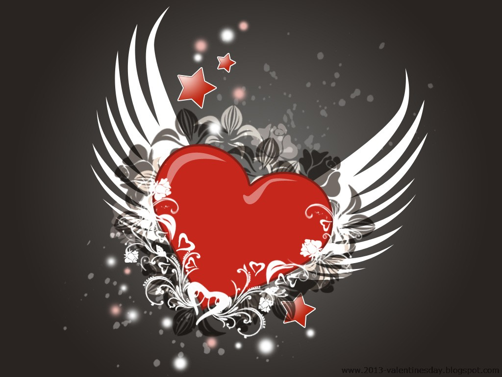 Valentines day Pictures Collection and HD wallpapers Photo Letters 1024x768
