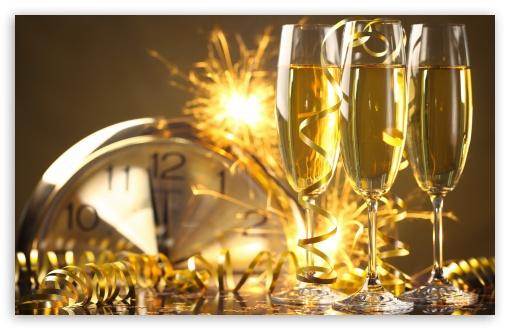 New Years Eve 2015 4K HD Desktop Wallpaper for 4K Ultra HD 510x330