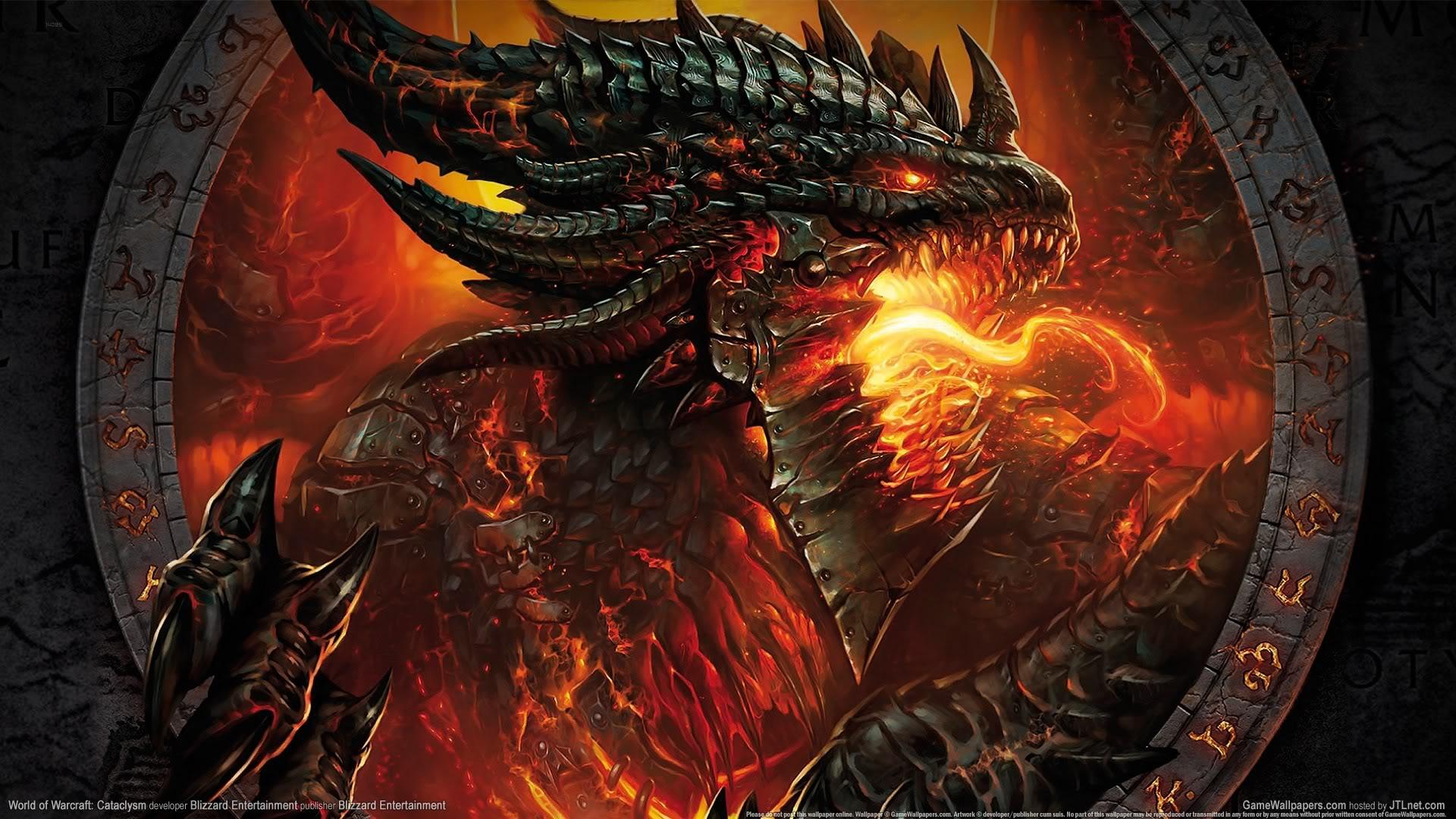 World Of Warcraft Cataclysm HD Wallpaper 1641 Wallpaper 1920x1080