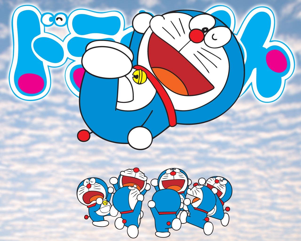 Free Download Wallpaper Collection Doraemon Wallpaper 1280x1024