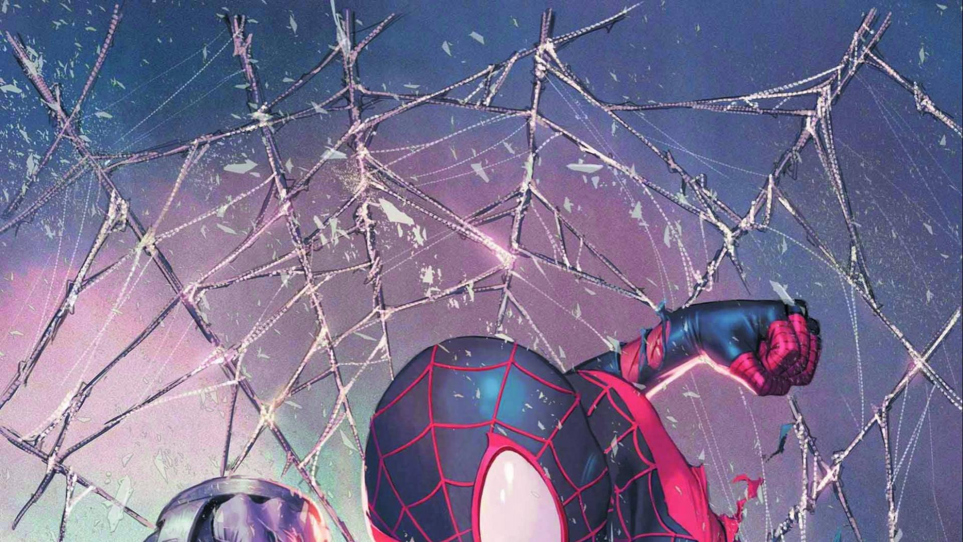 Free Download Comics Spider Man Marvel Ultimate Miles Morales