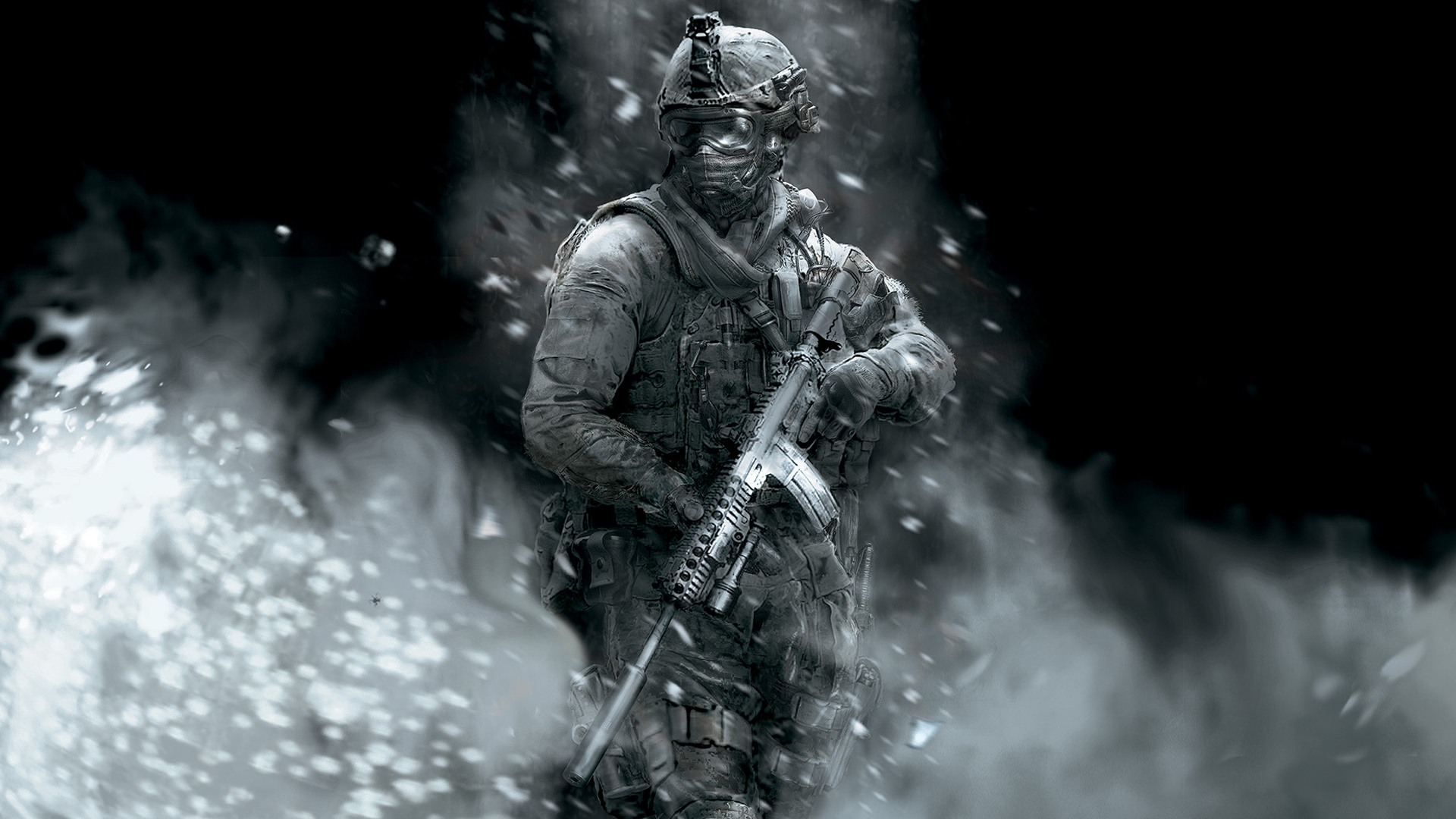 Modern Warfare 2 desktop wallpaper