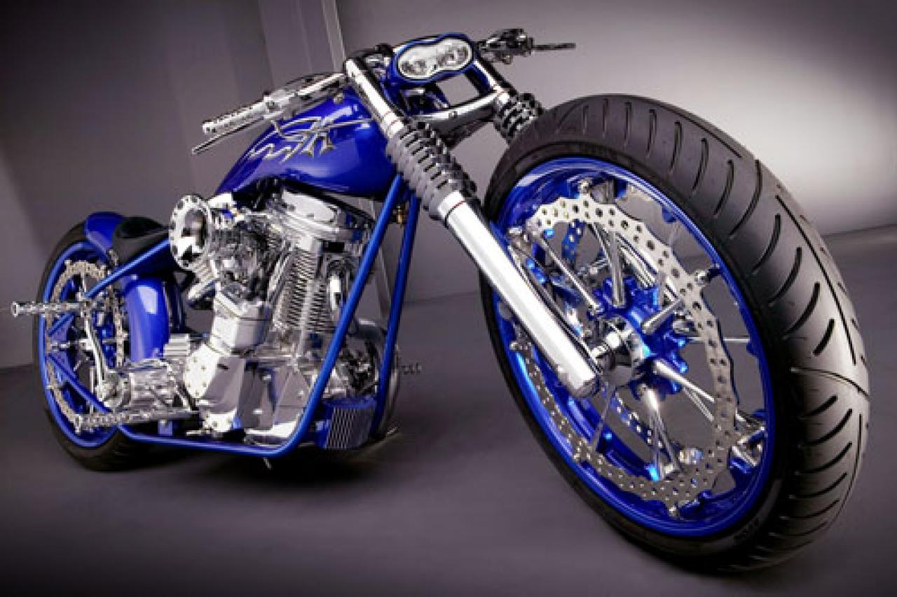 Blue Harley Davidson Motorcycle Wallpaper 12136 Wallpaper Wallpaper 1280x852