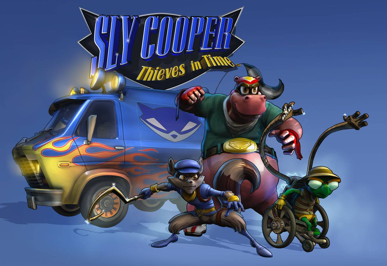 Sly Cooper Thieves in Time hd wallpaper GamingBoltcom Video Game 1569x1080