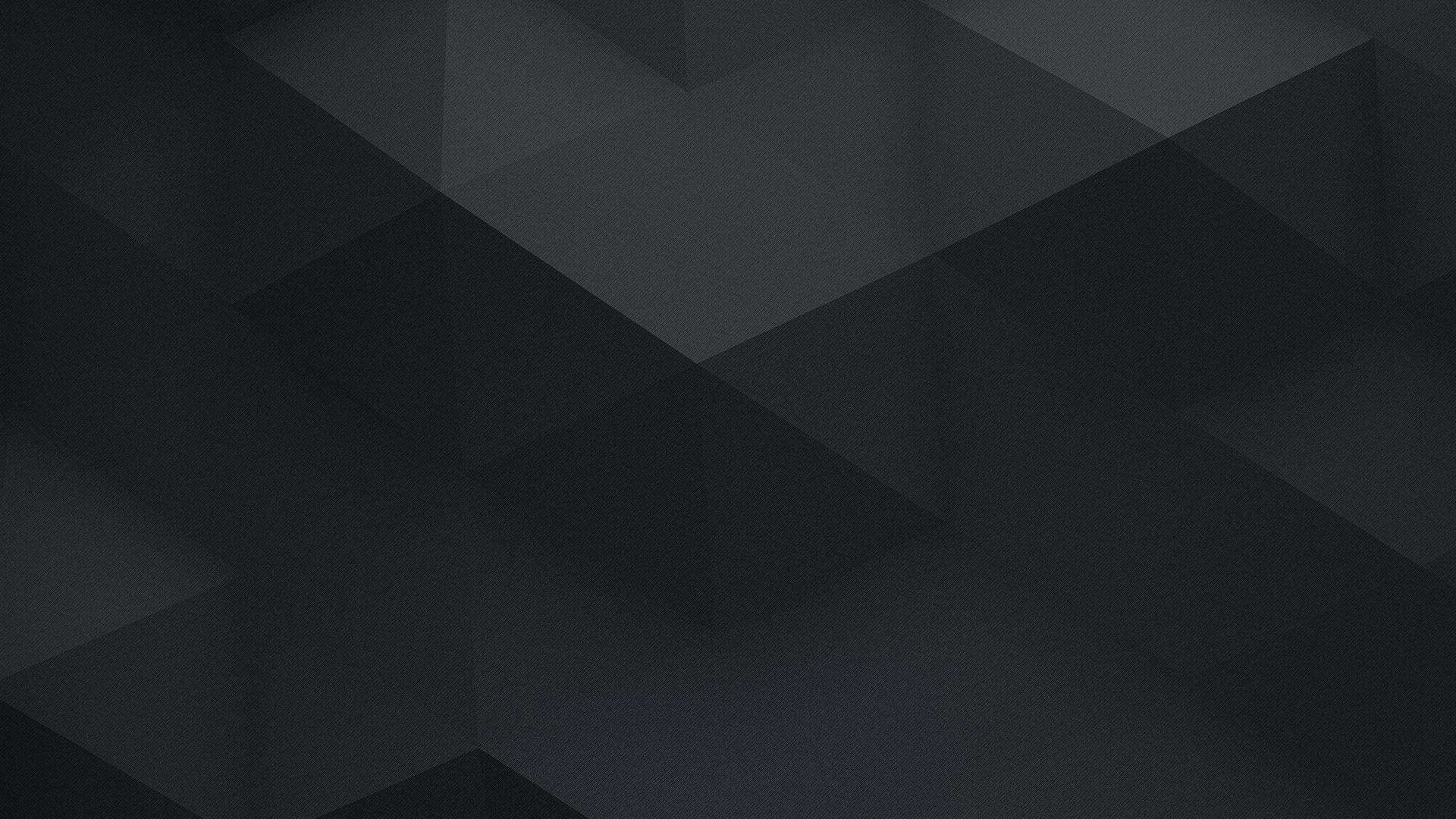 Free Download 1920x1080 Black Minimalistic Geometry Desktop Pc And
