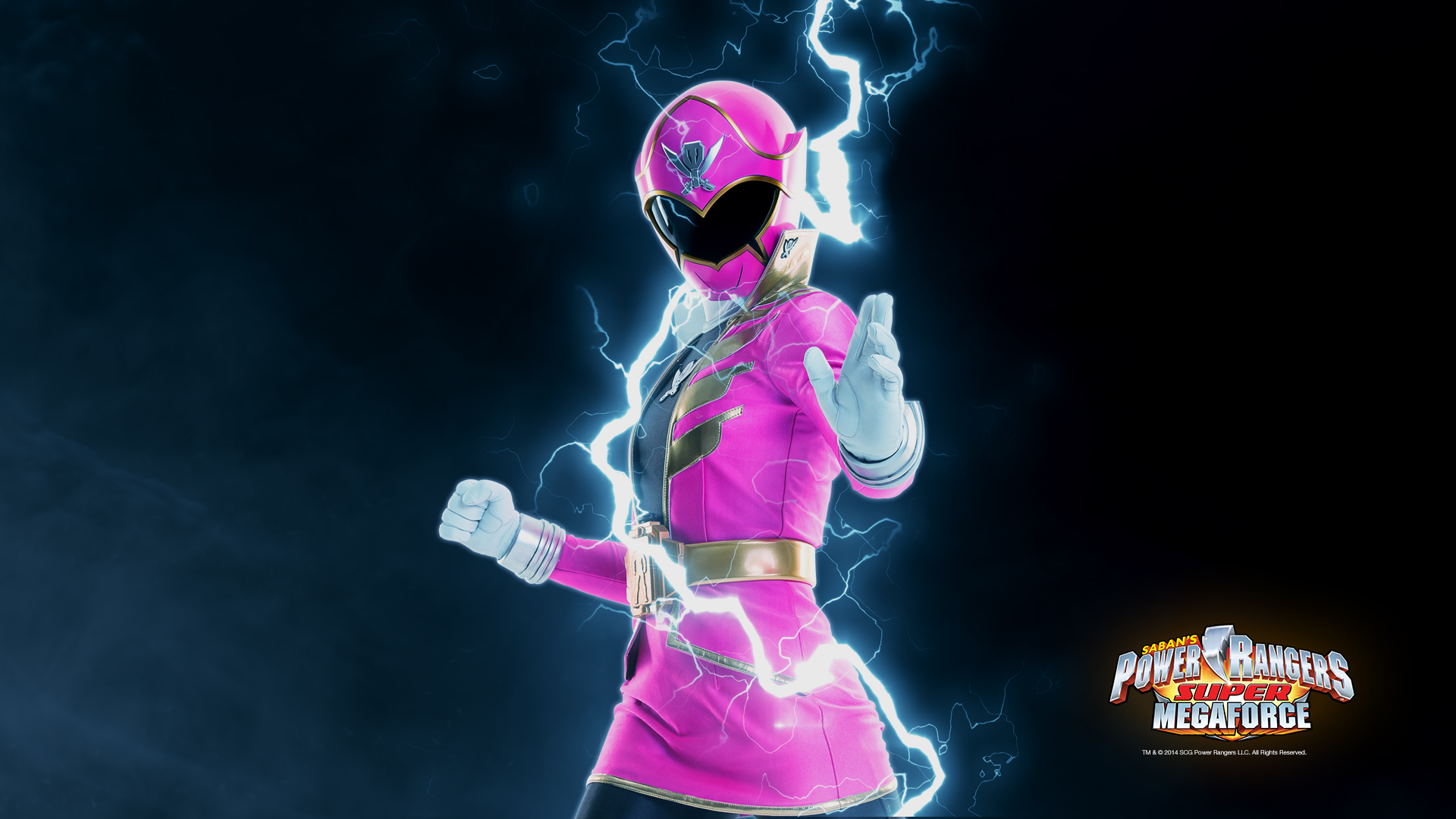Pink Power Ranger Wallpaper - WallpaperSafari