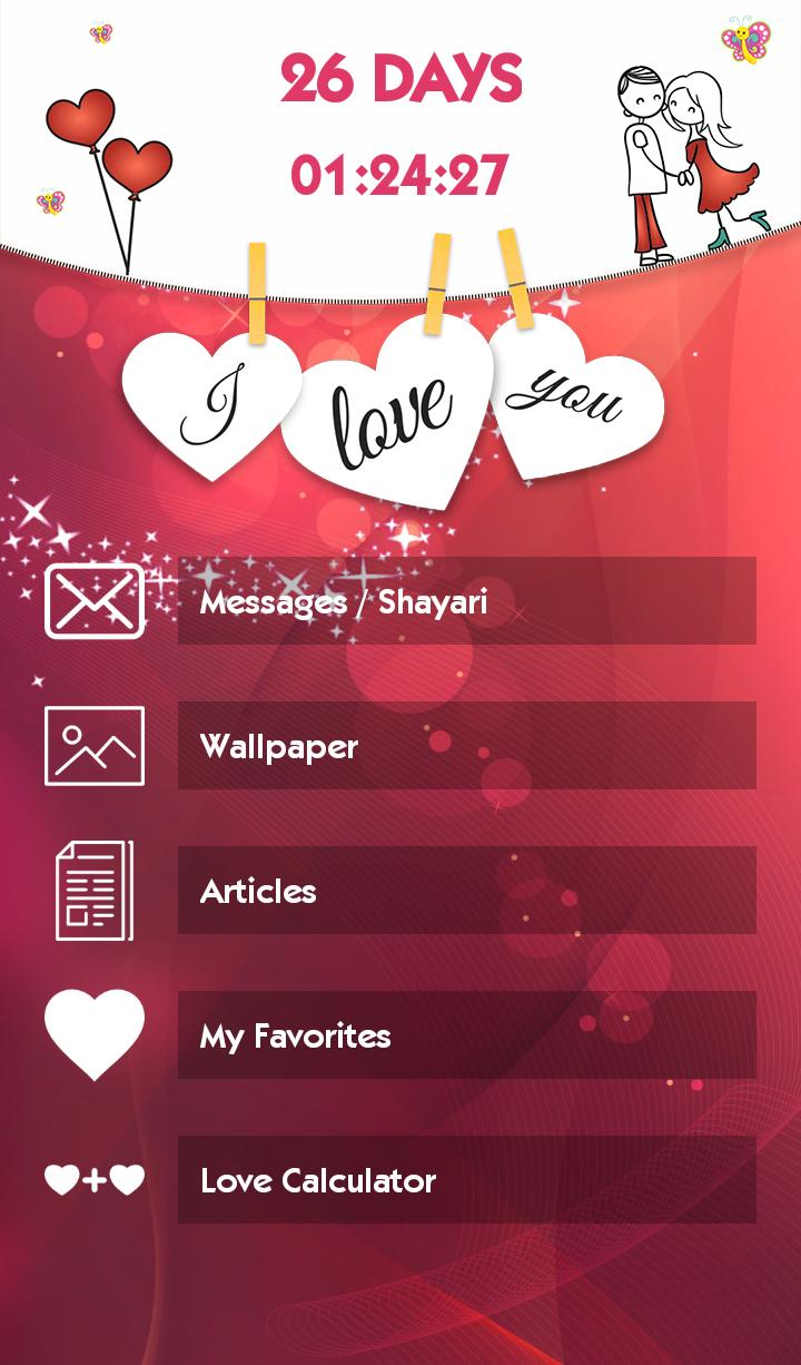 Happy Valentine Day Wishes Images Tips 2020 for Android   APK 720x1226