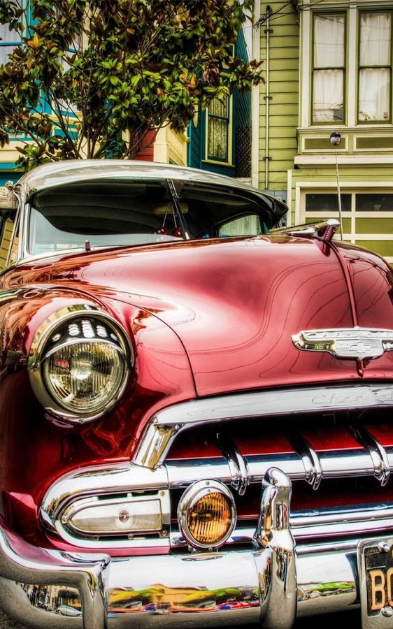 Retro Cars Live Wallpaper   Android Apps on Google Play 562x900