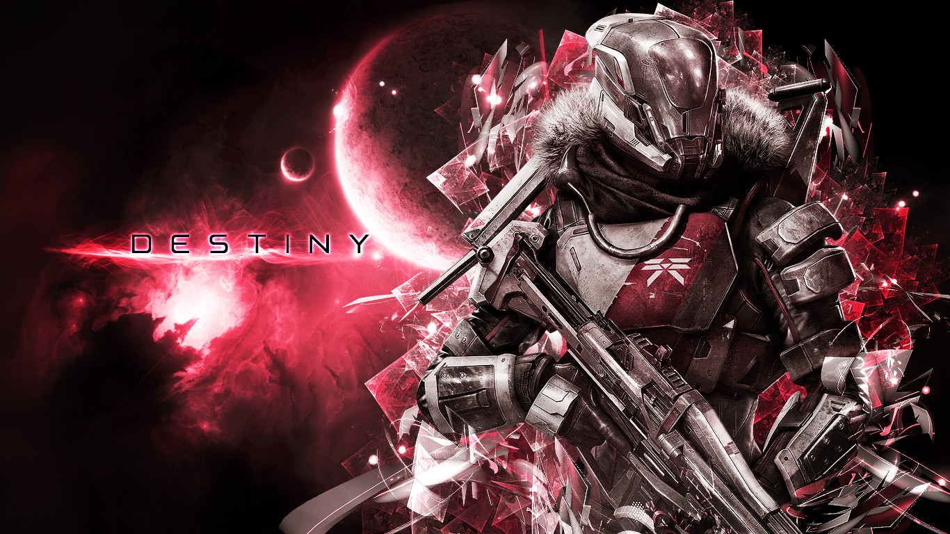 70 Awesome Destiny Wallpapers for your Computer Tablet or Phone 1366x768