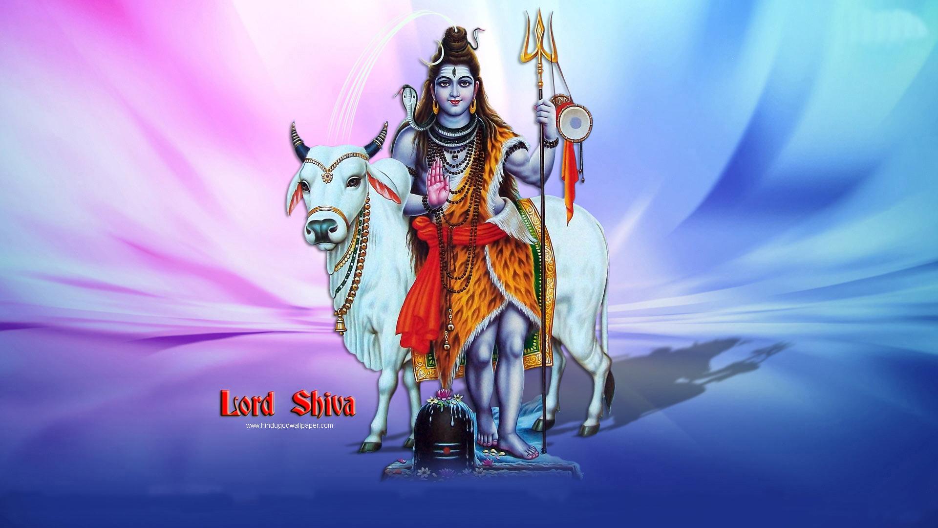 Lord Shiva Wallpapers HD - WallpaperSafari