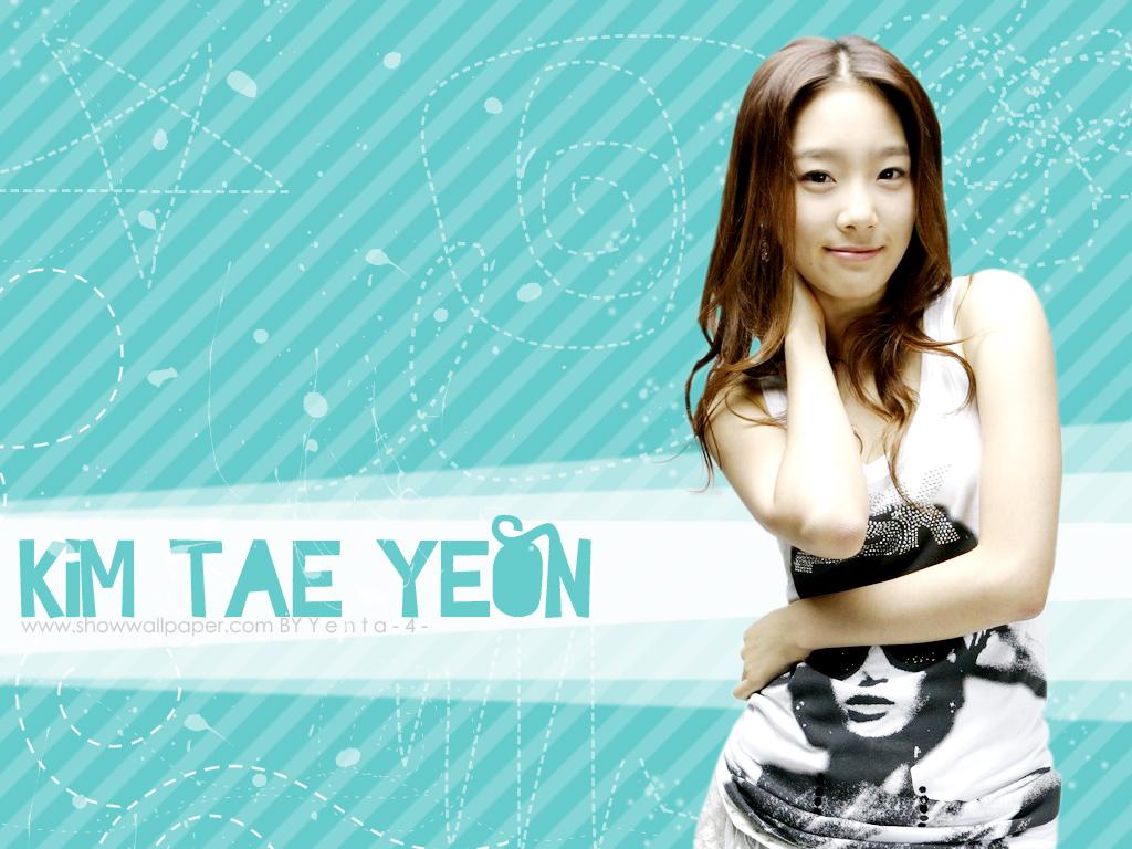 Taeyeon Wallpaper SNSD Wallpaper Desktop Gallery 1024x768