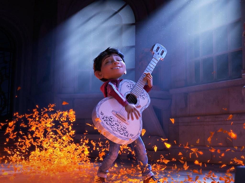 Coco   Disney Pixar Coco Wallpaper 41250144 1024x768