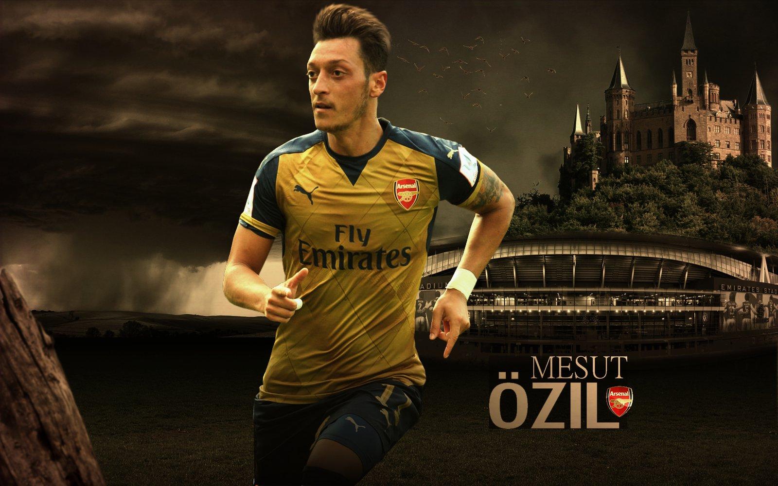 Mesut Ozil Wallpapers