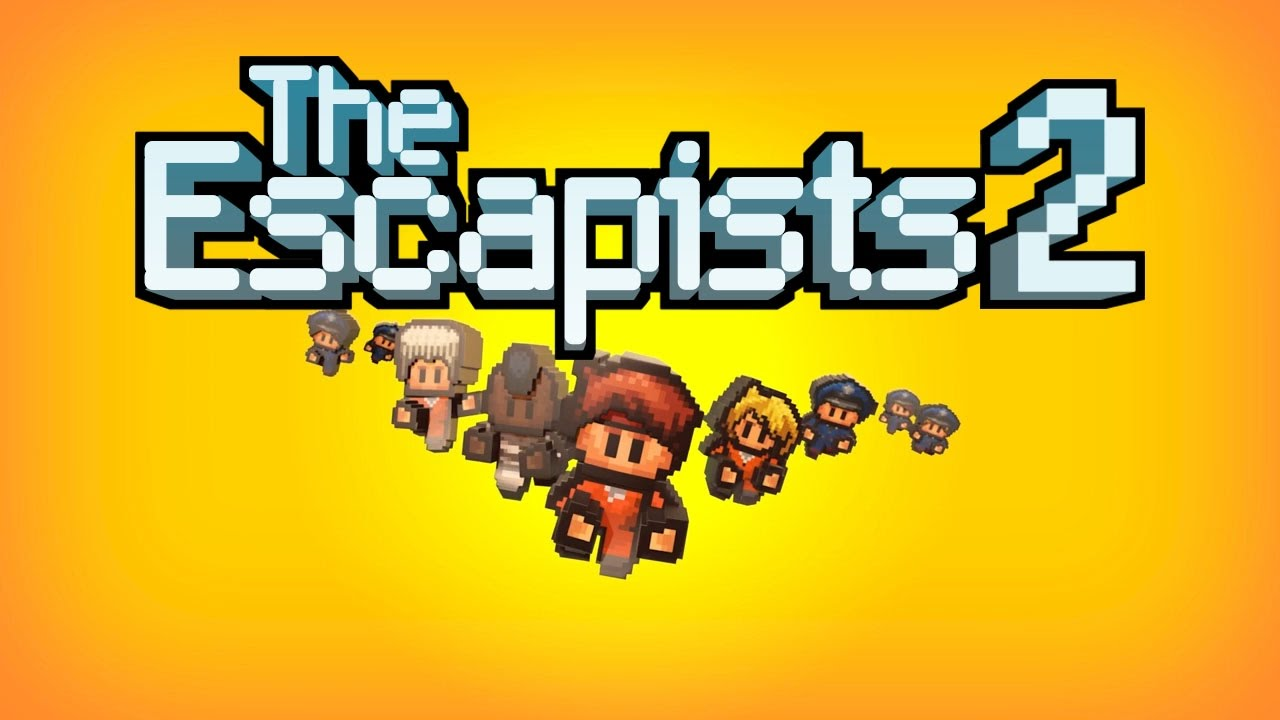 Escaping from Prison in The Escapists 2 MonsterVine 1280x720
