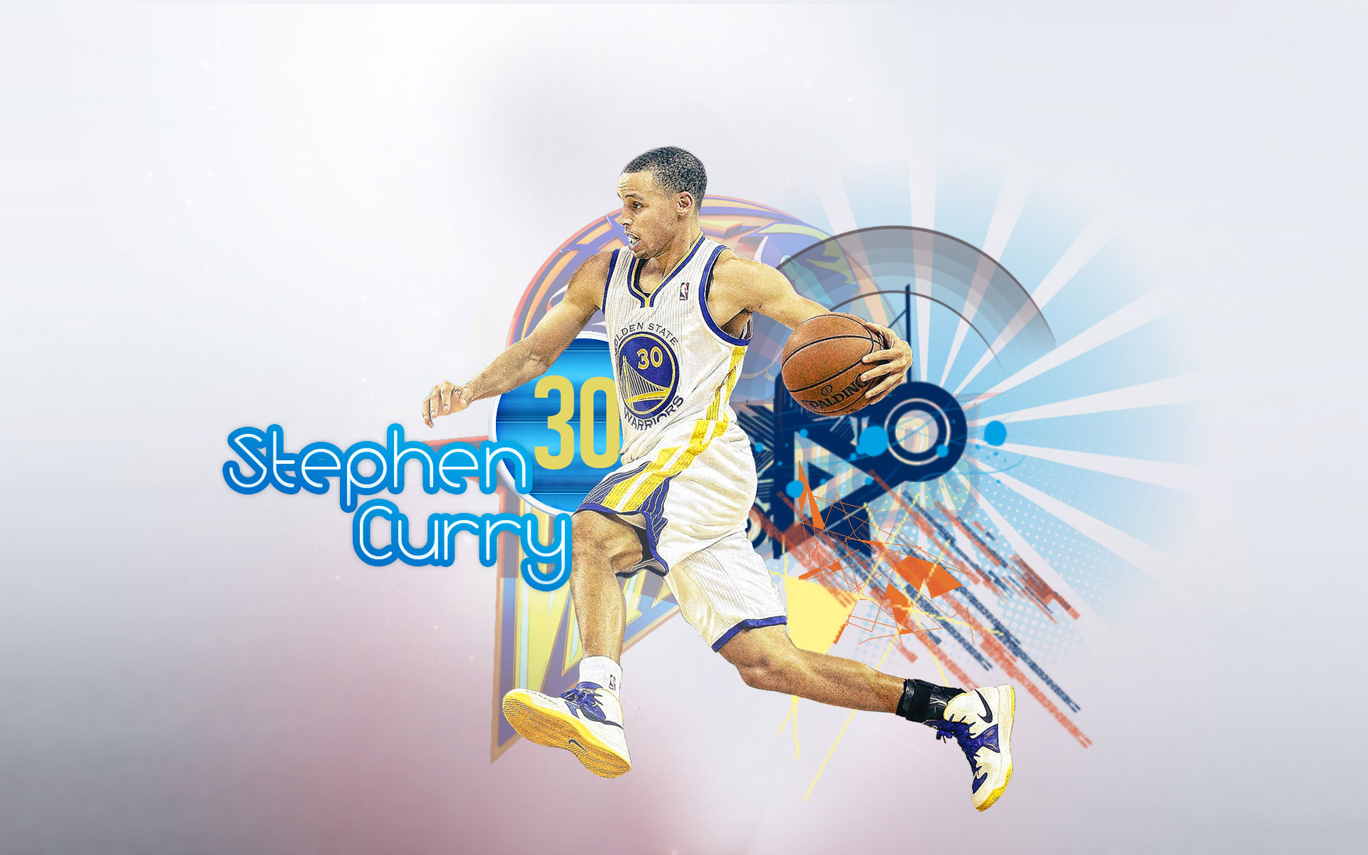 Stephen Curry Wallpaper Warriors 16 1920x1200