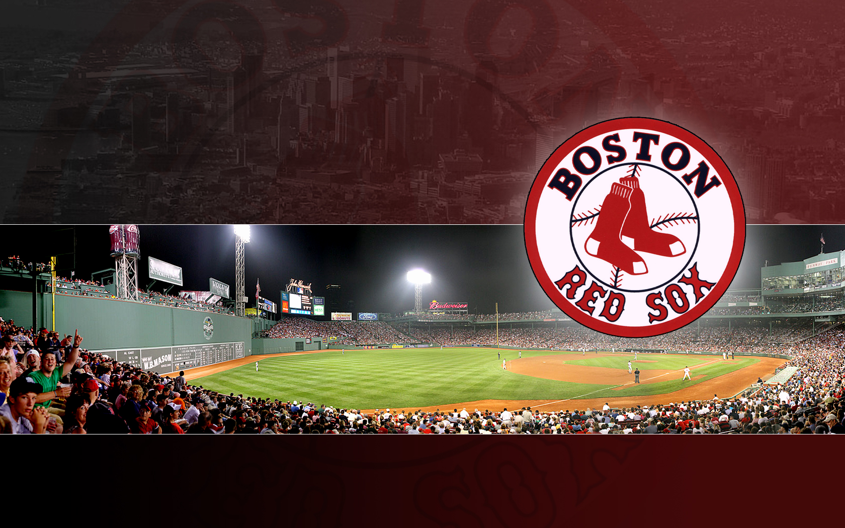 Boston Red Sox Wallpapers and Background Images   stmednet 1680x1050