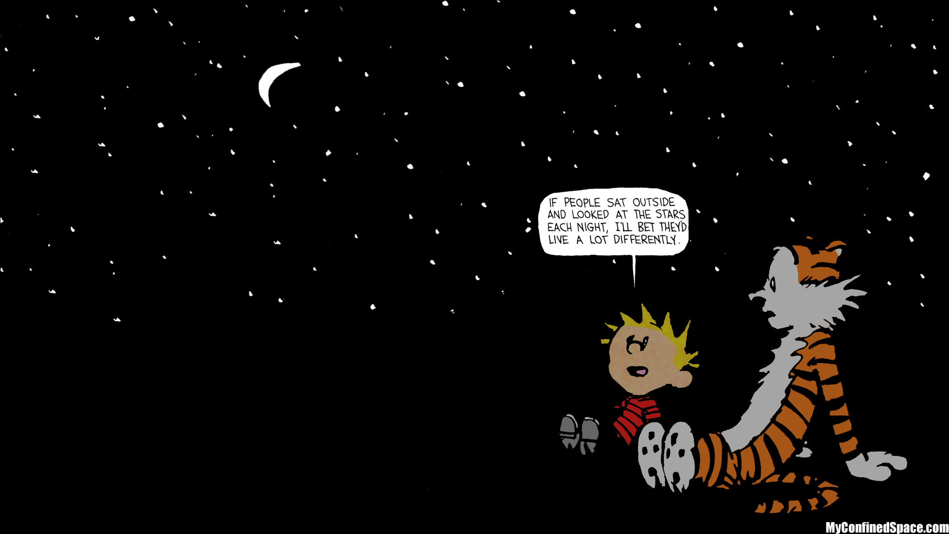 Free Download Calvin And Hobbes Comics Fy Wallpaper