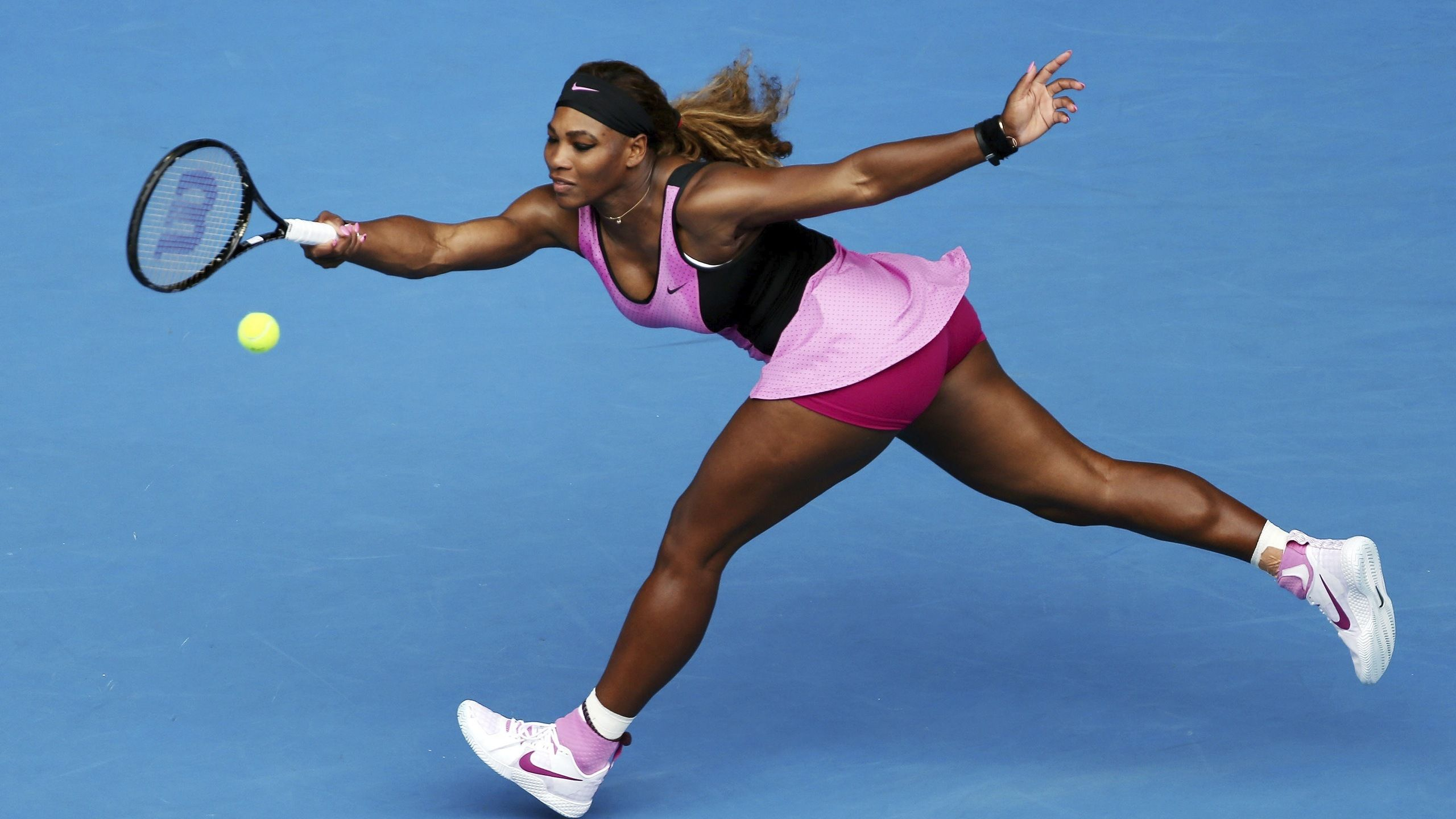 Serena Williams American Tennis Player Wallpaper Serena Williams 2560x1440