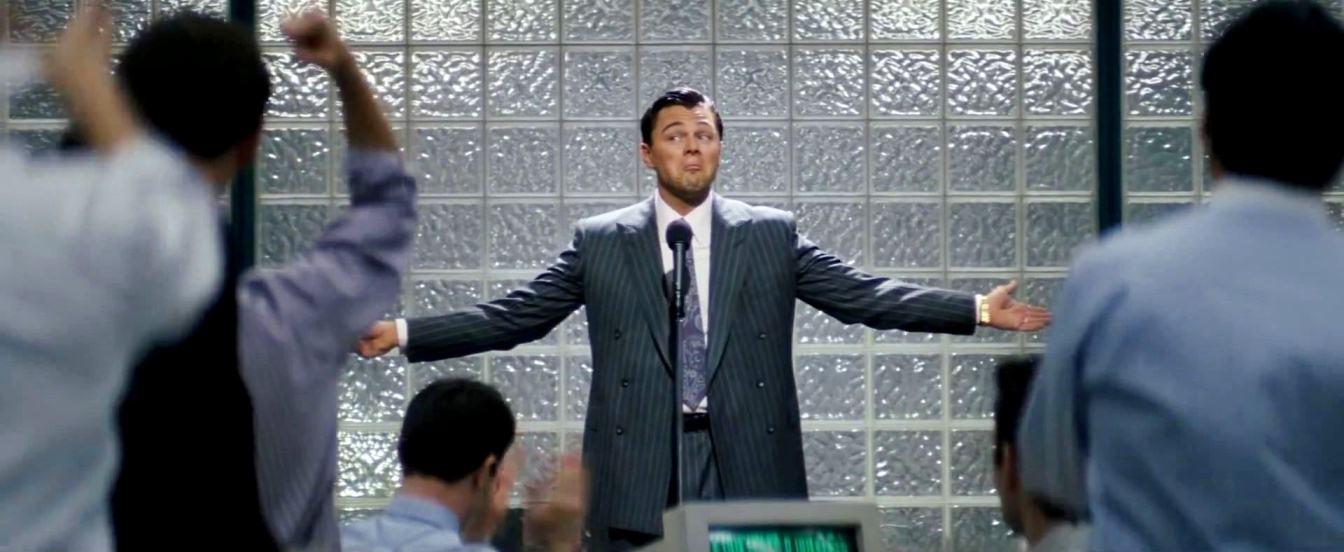 Wolf of Wall Street Wa...
