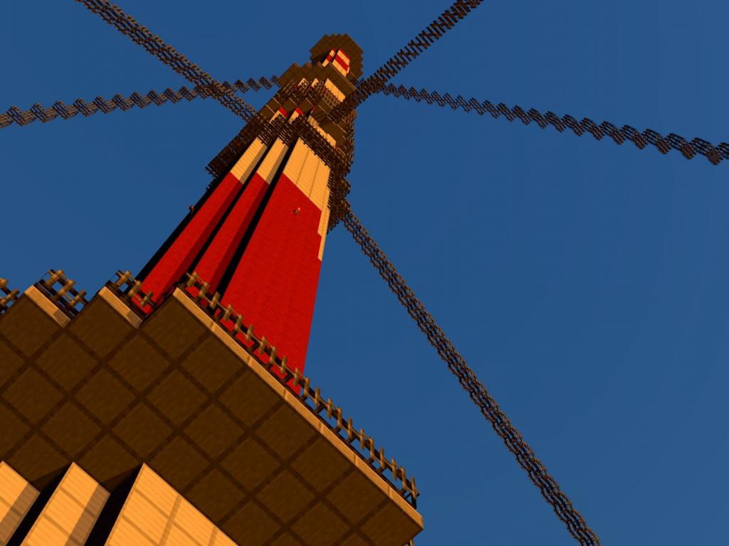 Minecraft battlefield 3 caspian border lyoko17220 wallpaper 1024x768