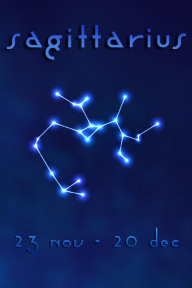 Sagittarius Wallpaper 640x960