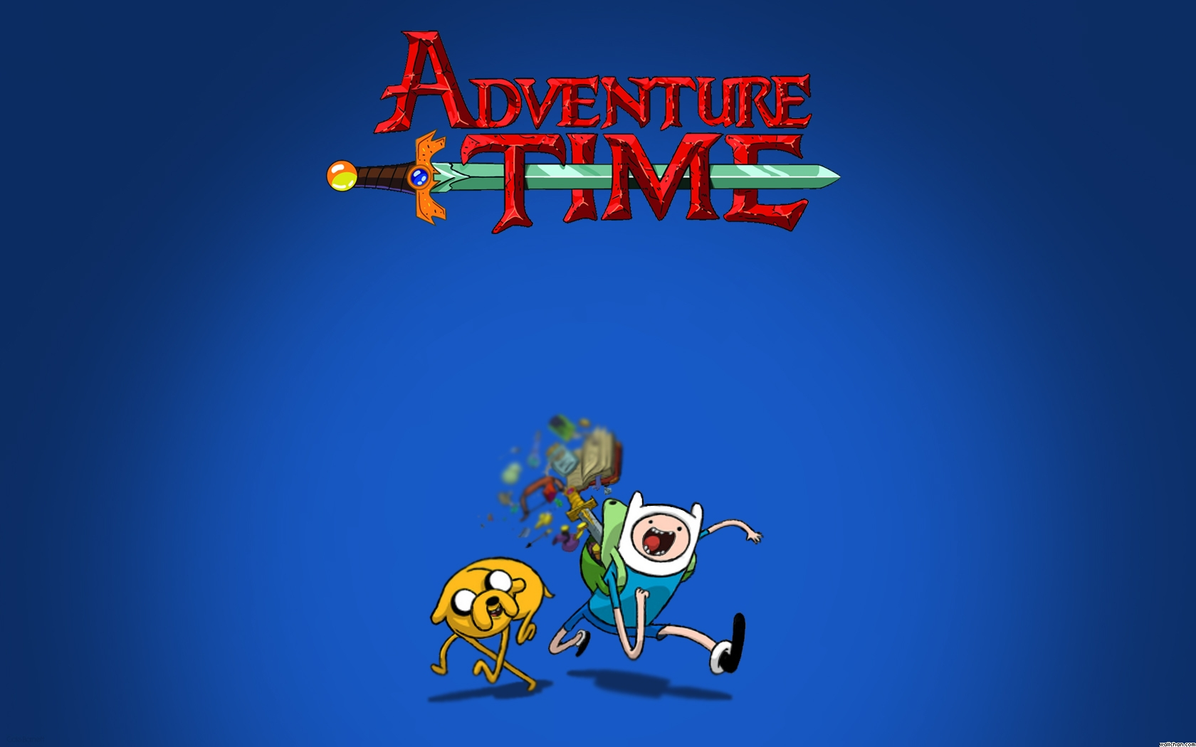With Finn and Jake images Finn and jake wallpaper wallpaper photos 1680x1050