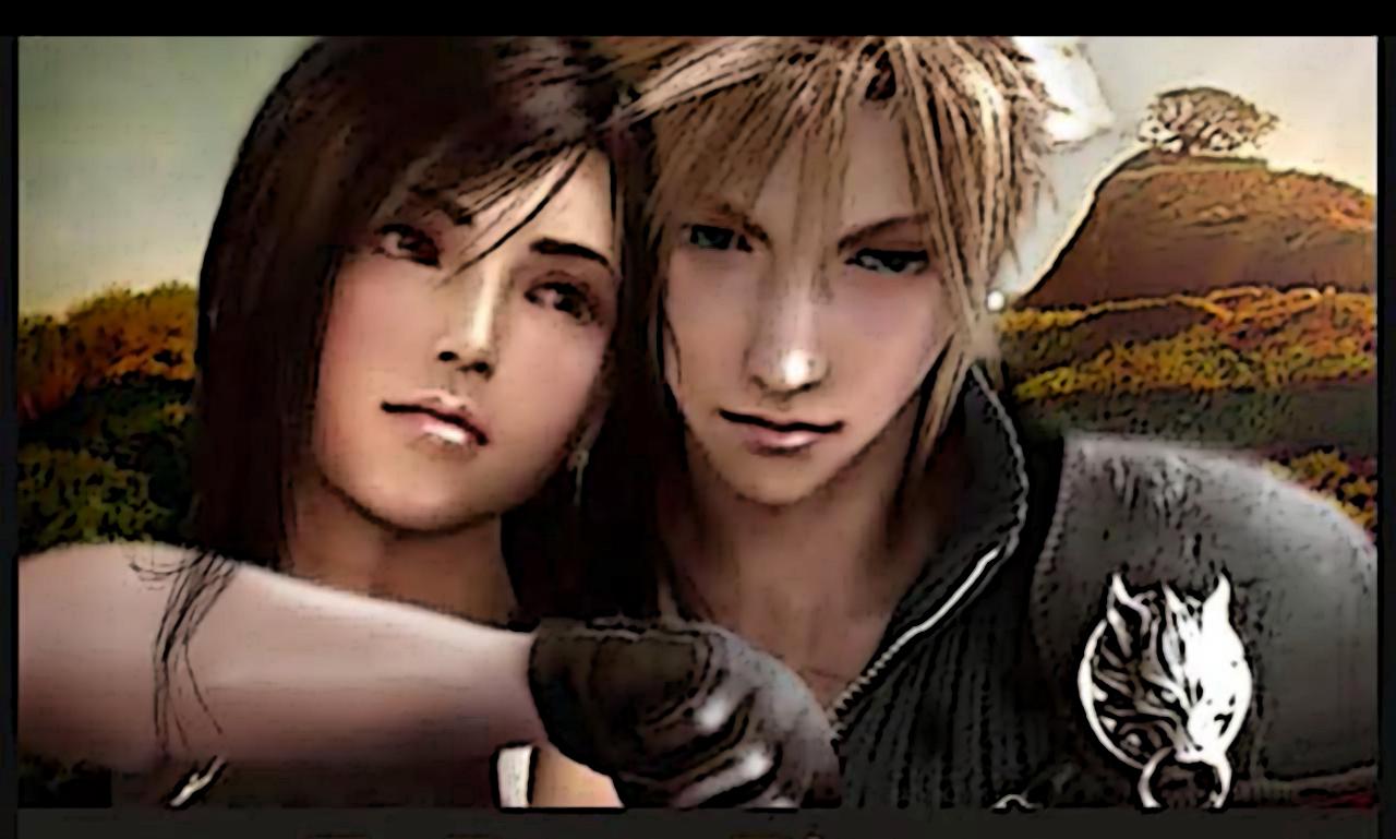 Wallpaper Cloud Final Fantasy VII Ramdanrastras Blog 1280x769
