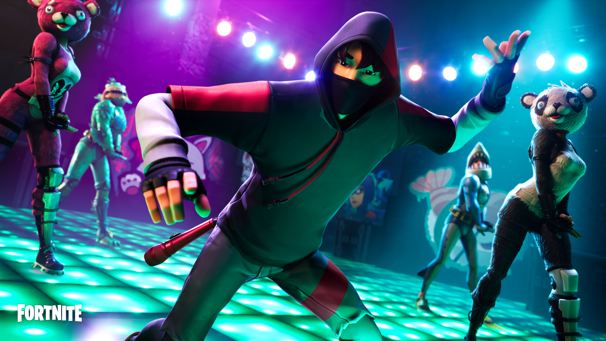 Free Download Samsung Brings K Pop To Fortnite With Exclusive