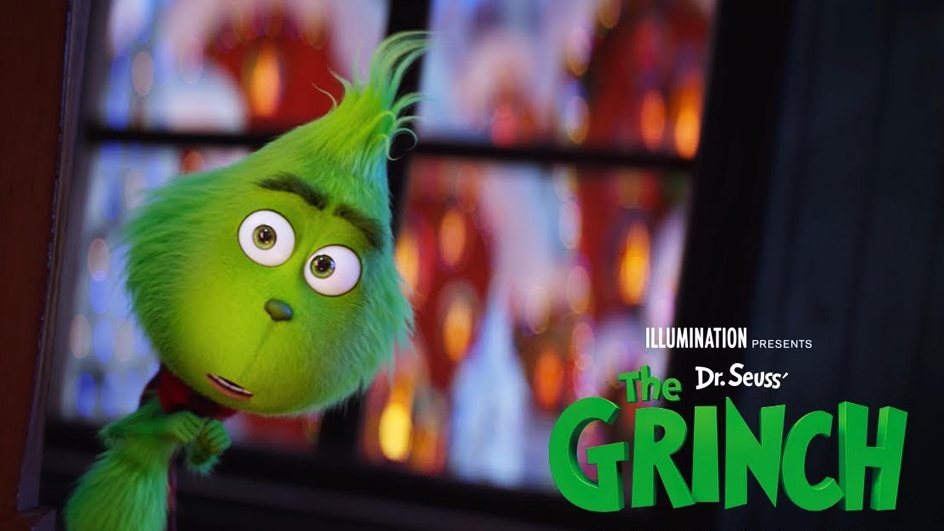 The Grinch Wallpaper Hd   Baby Grinch New Movie 3124488   HD 1920x1080