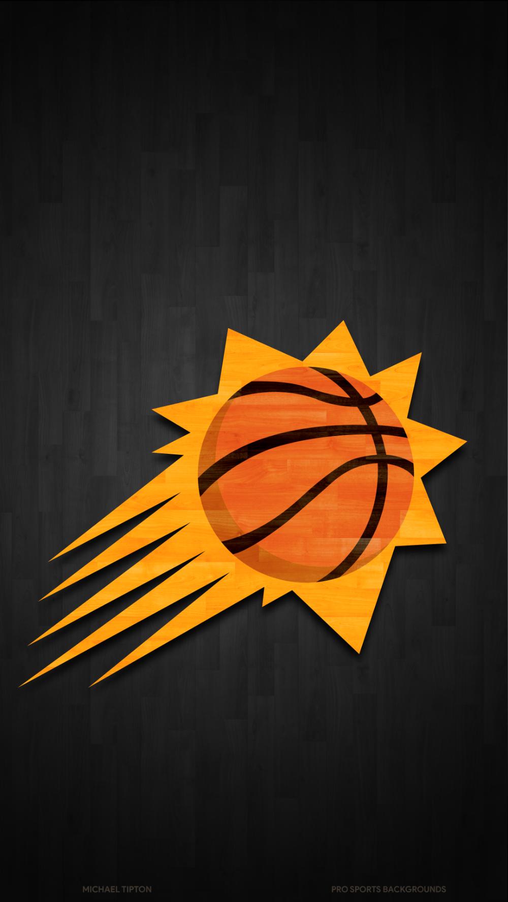 Phoenix Suns Wallpapers Pro Sports Backgrounds Phoenix suns 1000x1777