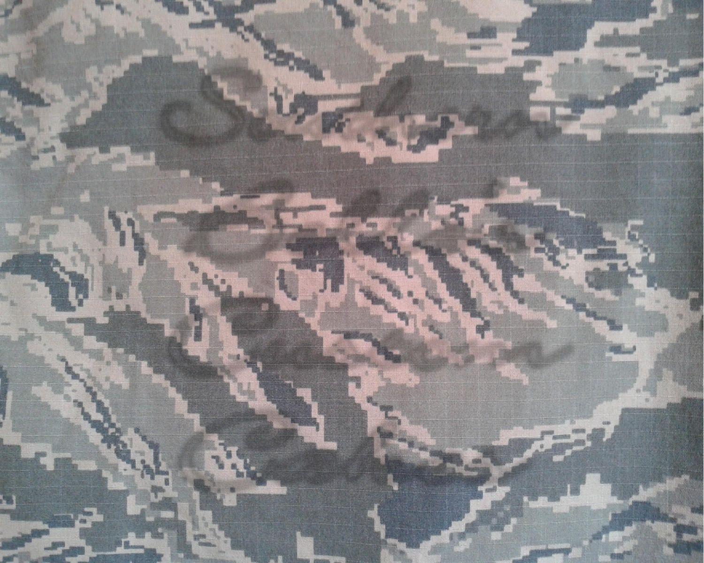 Edible Digital Camouflage Cake Wrap ED169JPW Sheet Cake Topper 1500x1200