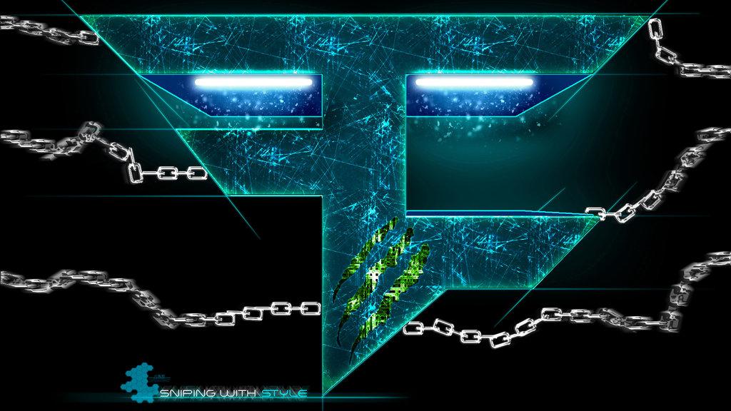 FaZe Logo Wallpaper 1024x576