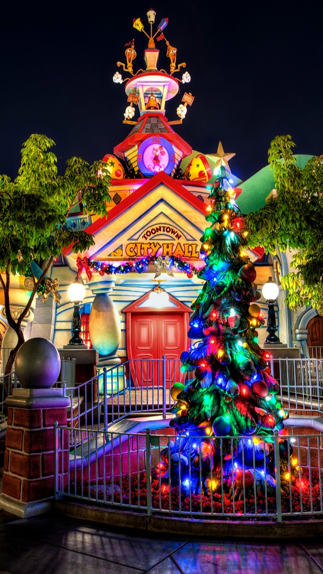 Disney Toontown iPhone 5s Wallpaper Download iPhone Wallpapers iPad 640x1136