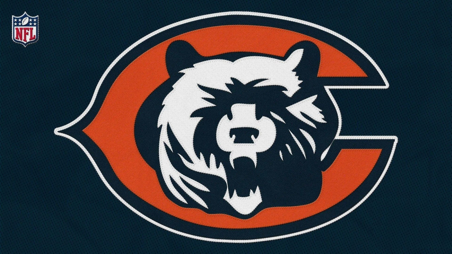 Chicago Bears For Desktop Wallpaper Wallpapers Chicago bears 1920x1080