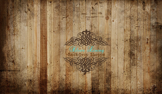 x4 Photography Backdrop Faux Barnwood by SilverLiningBackdrop 570x332