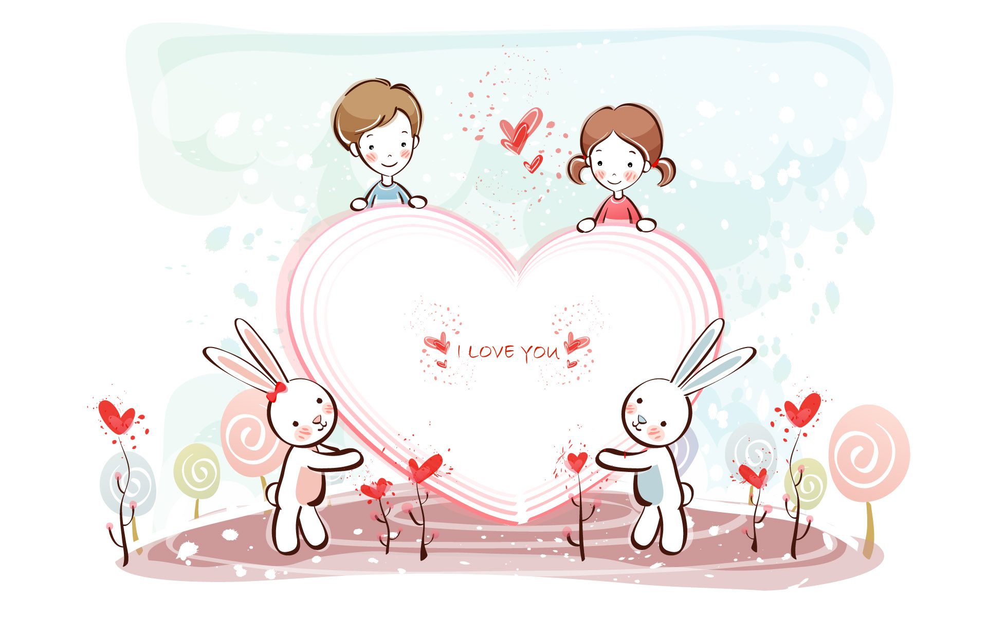 cute valentine wallpaper Gallery 76 images 1920x1200