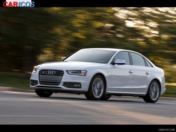 Audi S4 US Version 2013   Front HD Wallpaper 6 1920x1080 716x537