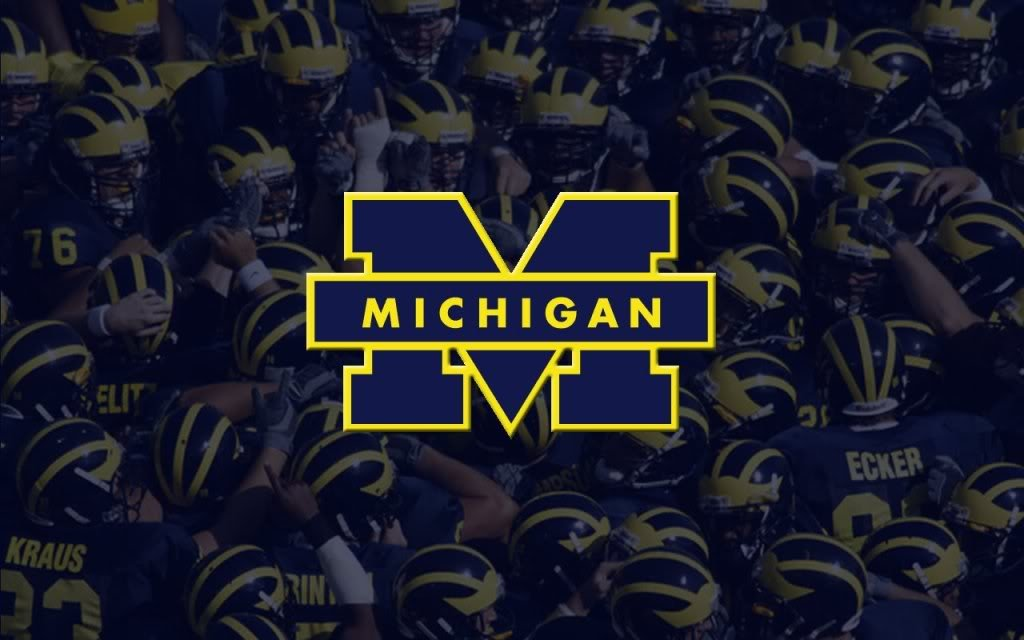 michigan wolverines screensaver and wallpaper