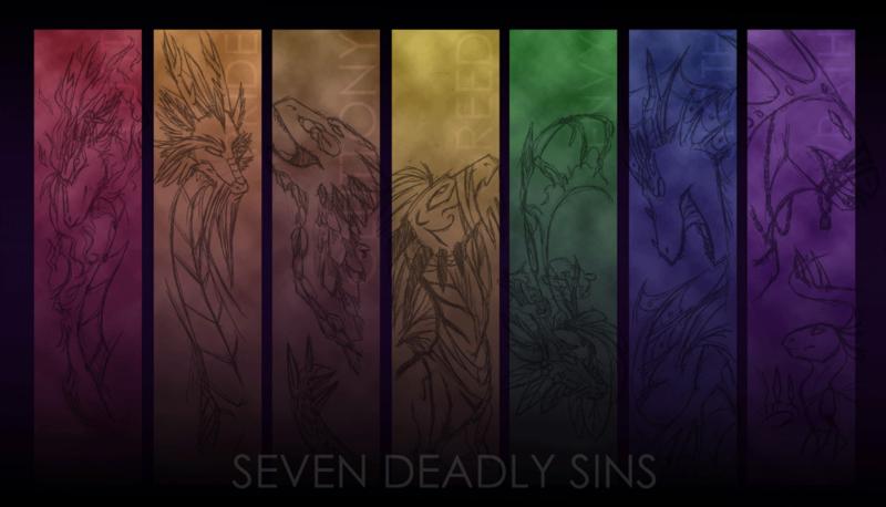 The Seven Deadly Sins Wallpaper  WallpaperSafari
