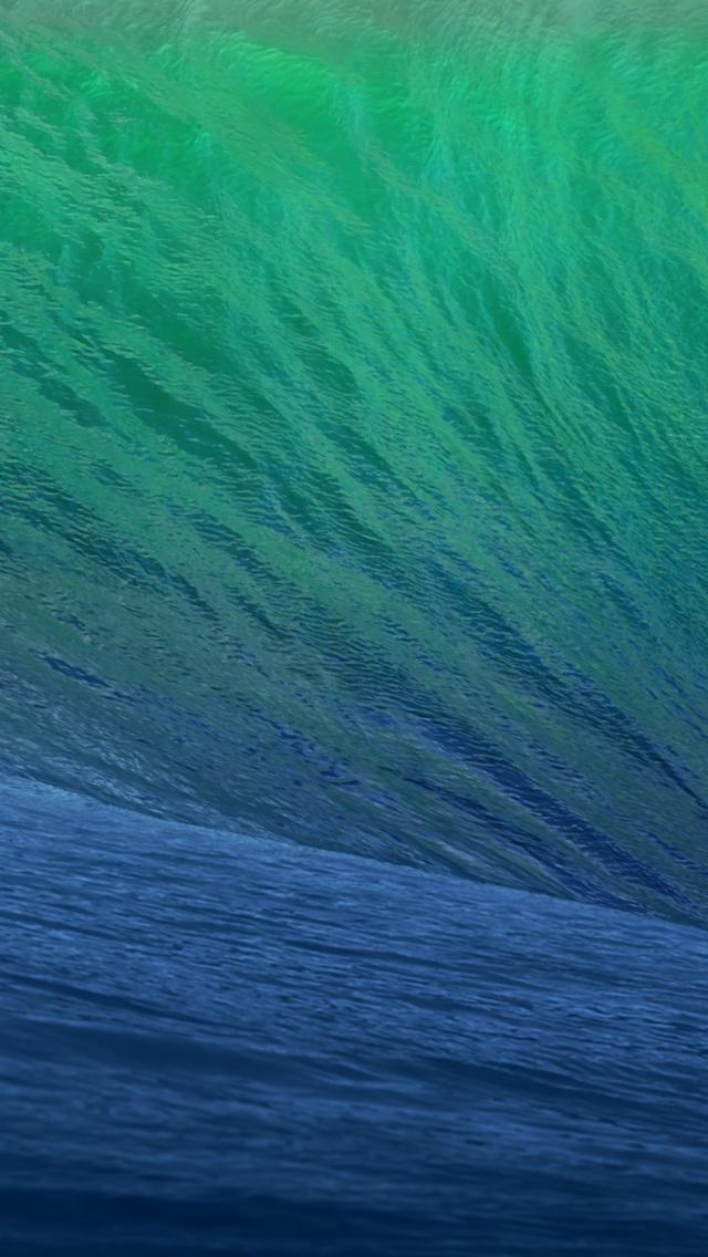 50 Iphone Wave Wallpaper On Wallpapersafari