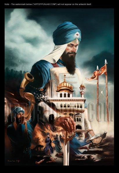 Sikh Warrior Wallpaper Wallpapersafari