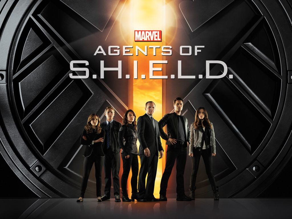 Agents of Shield HD Wallpaper 1555 1024x768