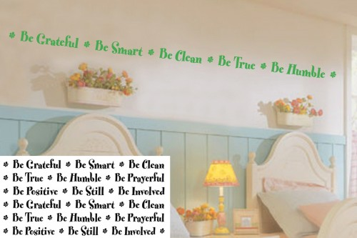 Wallpaper Border With Words House Decoration Pictures 500x333